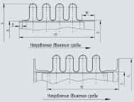 Компенсаторы четырехлинзовые круглые ПГВУ