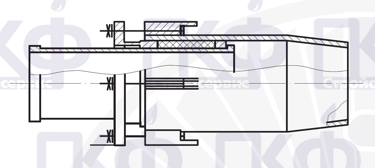 Особенности конструкции сальниковых компенсаторов